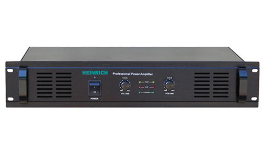 HA2120P   Two Channel 120W Power Amplifier