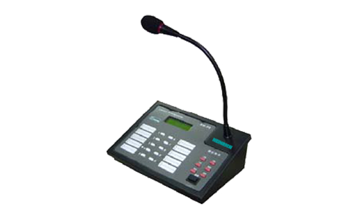 VOICER-RM   Voice Evacuation System Remote Paging Microphone